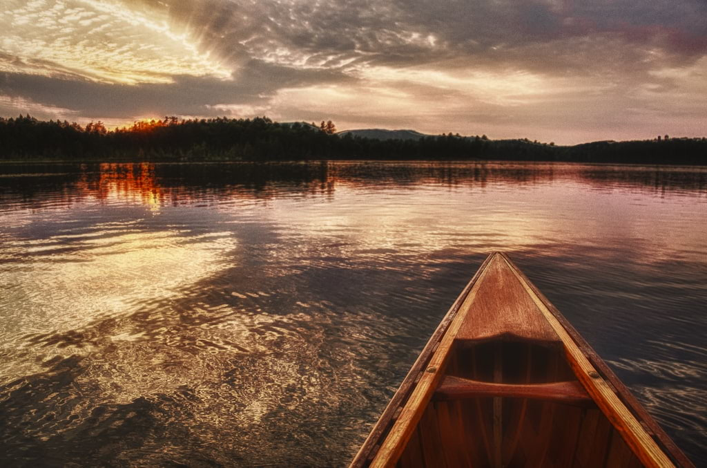 Beautiful Canoe interstitial
